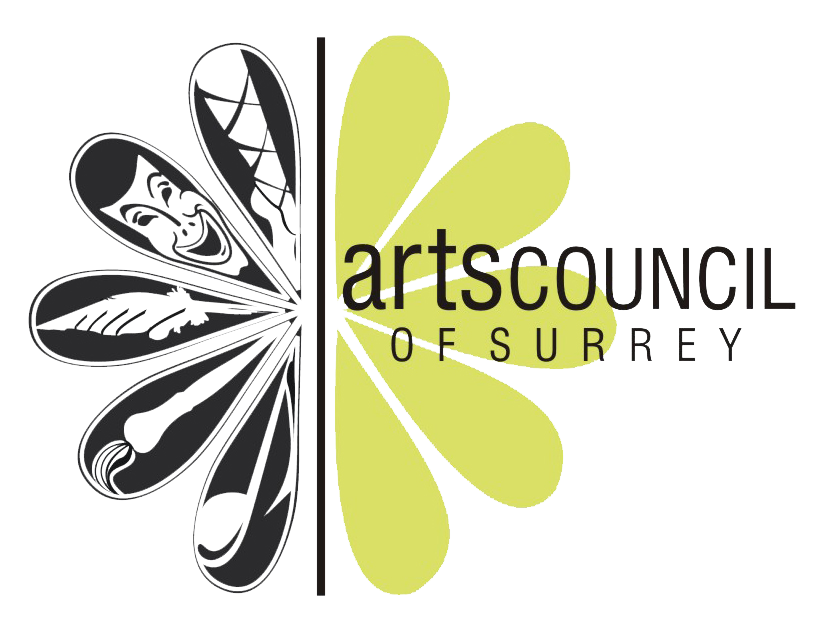 Arts Council of Surrey logo